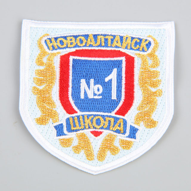 Embroidery patch QD-EP-0013