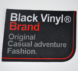 Garment logo label QD-WL-0021