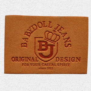 Leather label QD-LL-0001