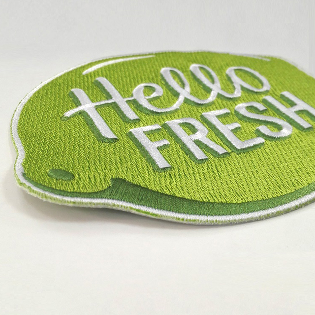 Embroidery patch for kids clothing QD-EP-0016