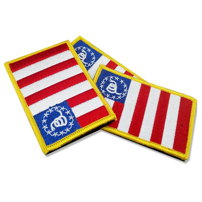 Embroidery patch QD-EP-0002